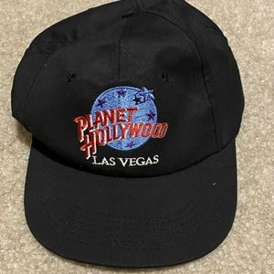 (2/$20) Planet Hollywood Las Vegas Hat
